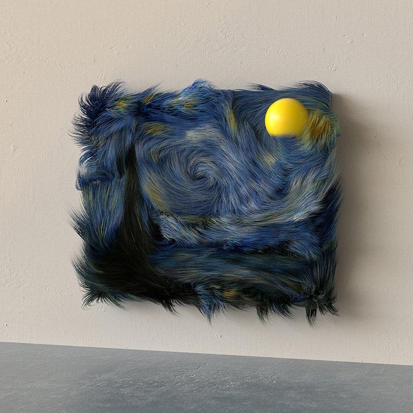 murat yildirim furry artworks designboom 002