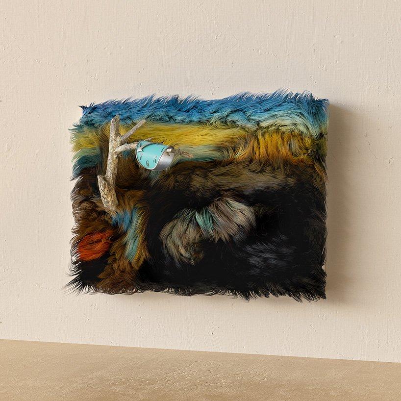 murat yildirim furry artworks designboom 005