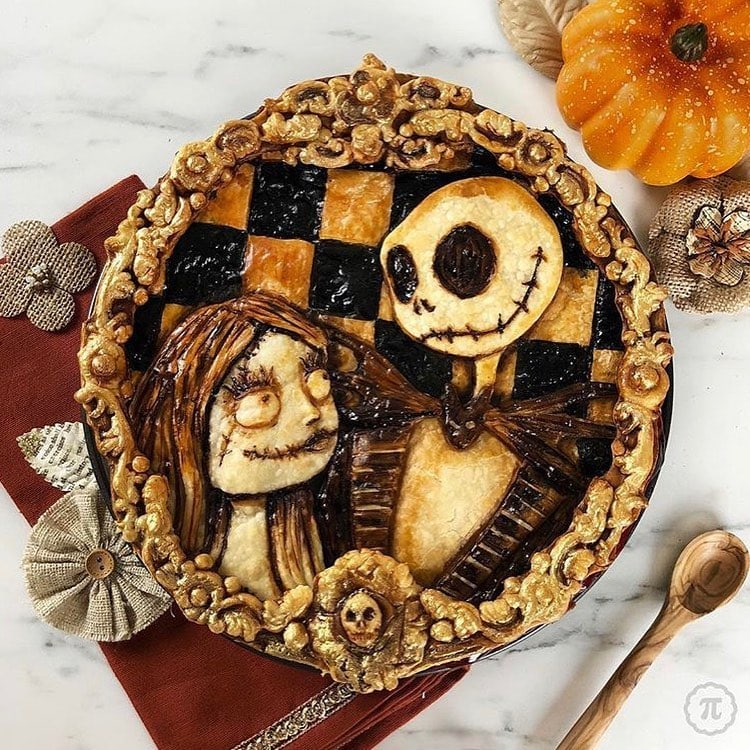 halloween pie crust designs the pieous 14