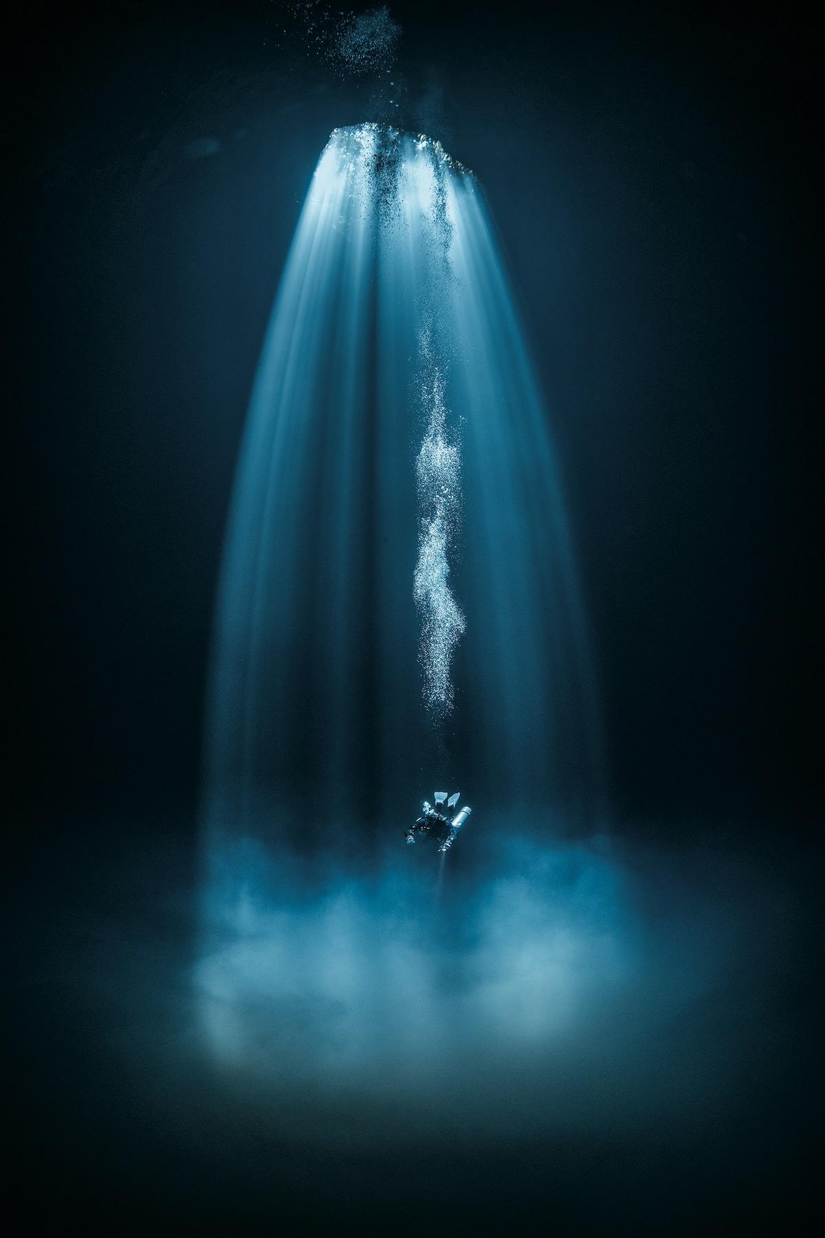 Scuba Diving Magazine Contest Martin Strmiska 1st WideAngle