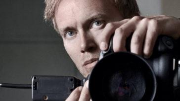 Soren Solkaer Self portrait detail image courtesy of the artist