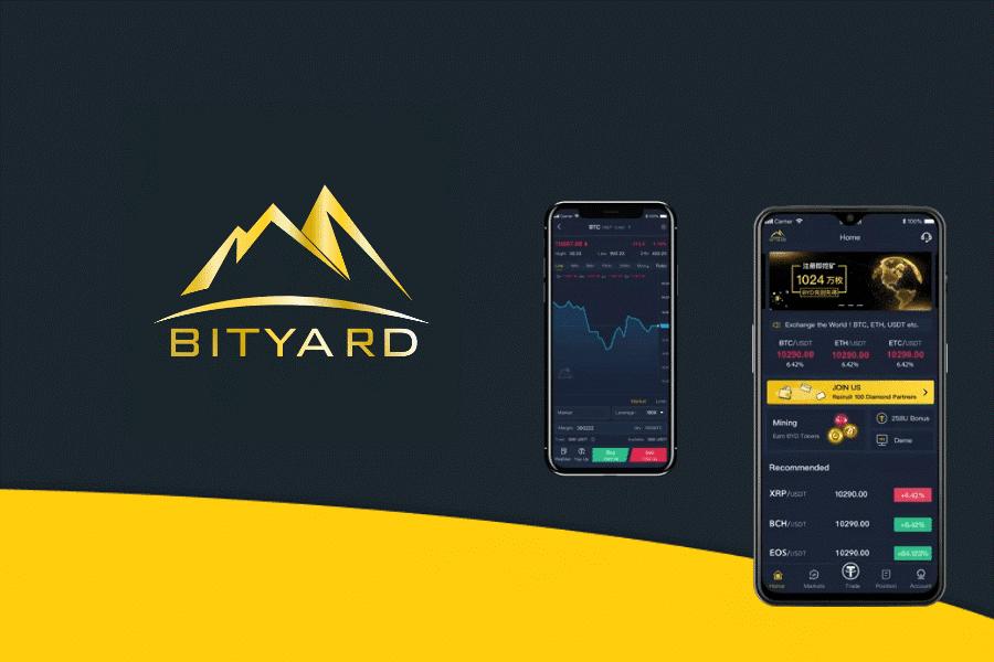 BitYard Logo