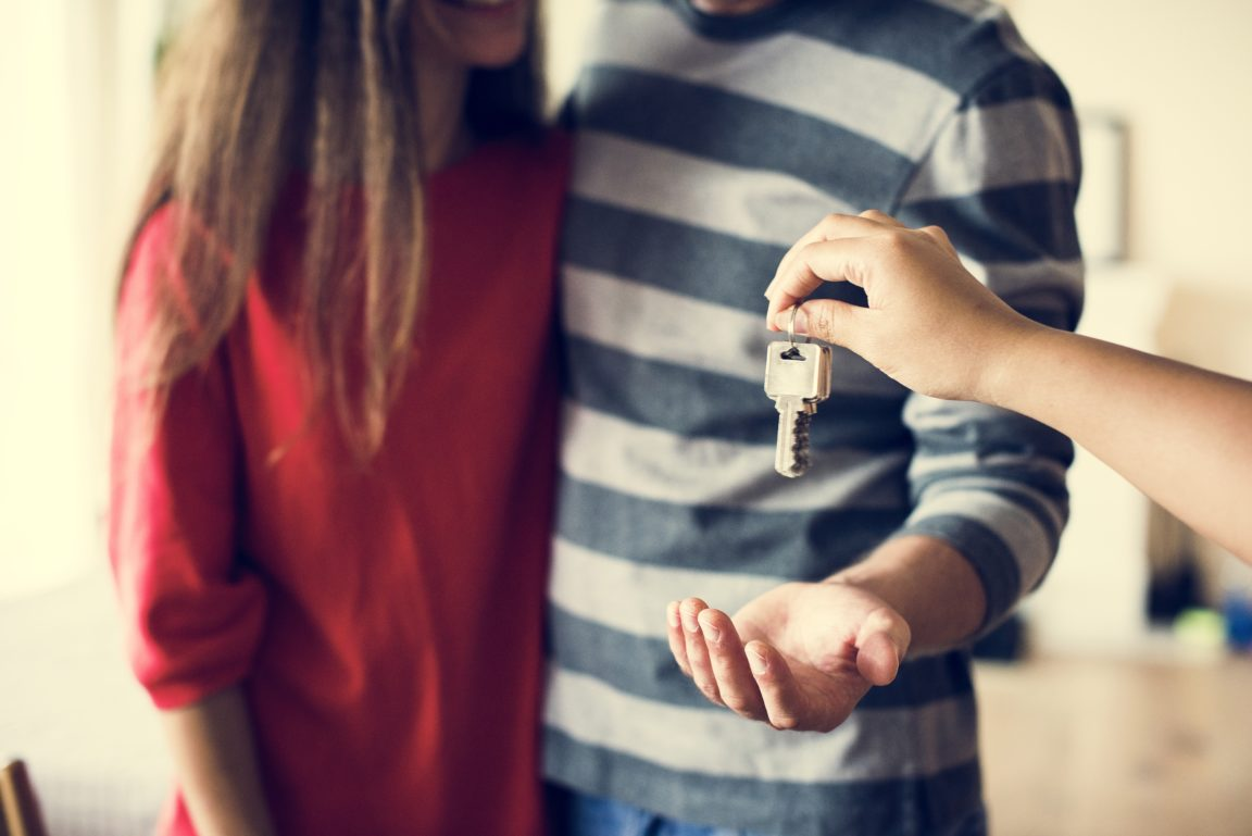 couple bought new house P273NSG