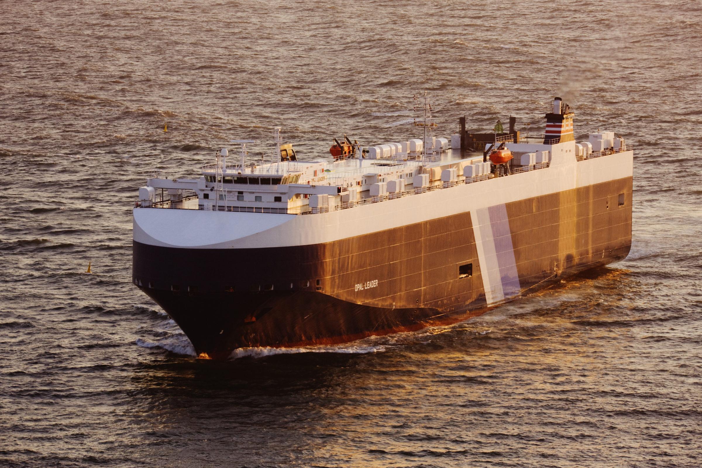 46472 car transporter ship PEVLSK4