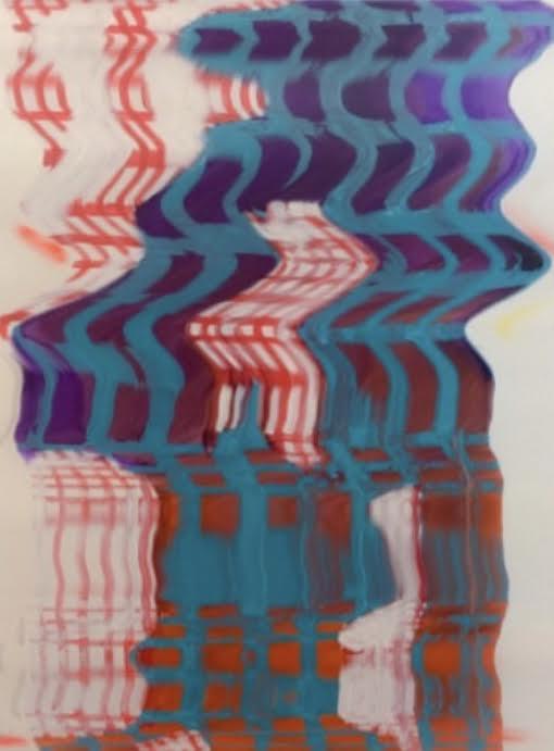 Blurred Grid Lines Paige Beeber 2020