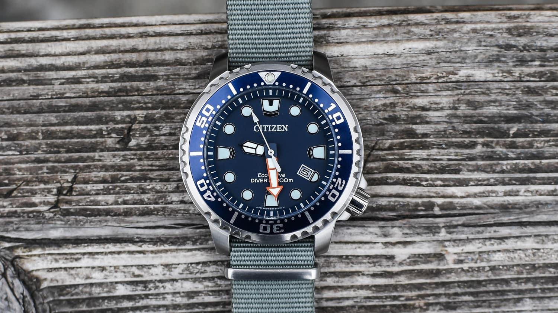 Citizen BN0151 09L Promaster Professional Diver