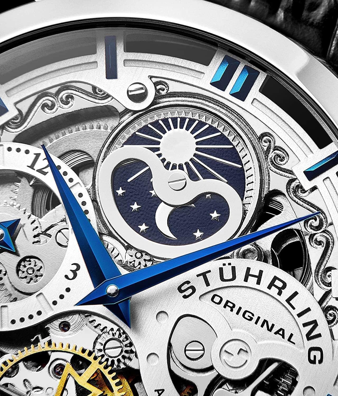 Stuhrling Original Skeleton Watch 2