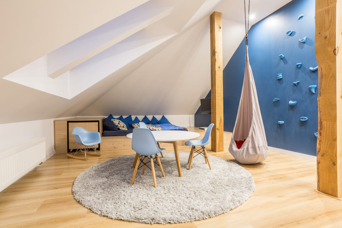 play room at the attic PKZ6UL9