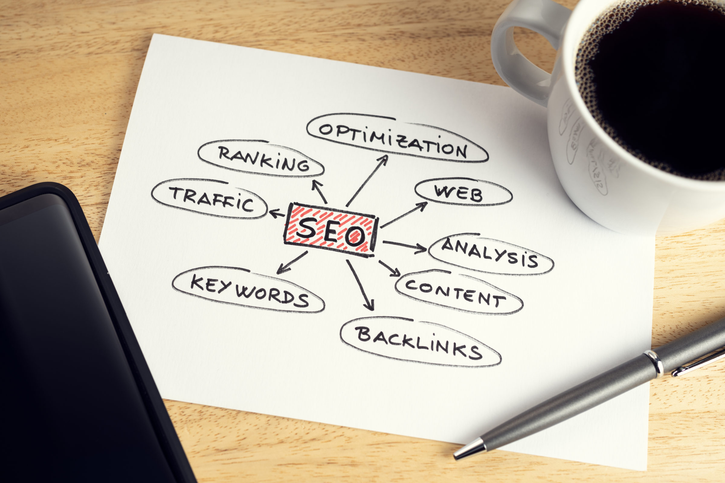 seo or search engine optimization concept 76G4T6W