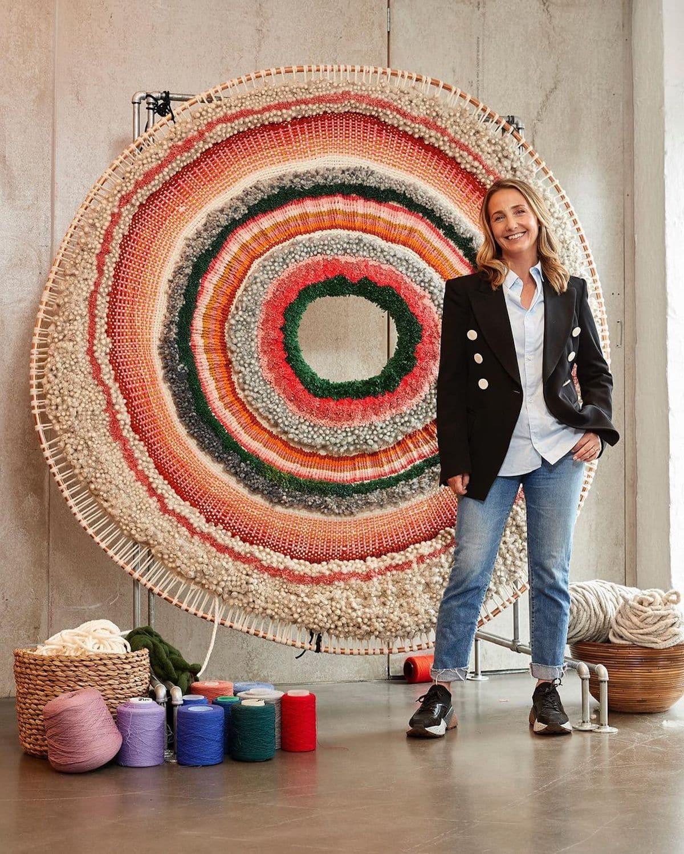 tammy kanat textile art 3