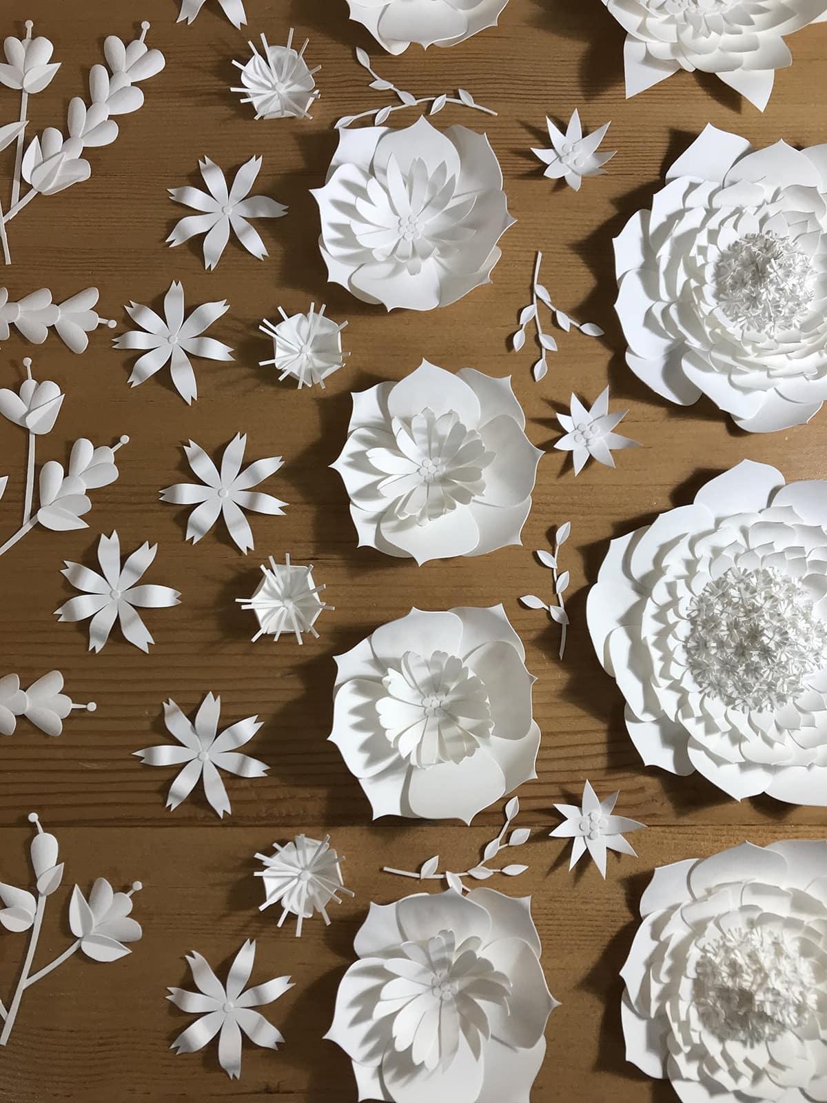 tara lee bennett lush paper paper flowers 5