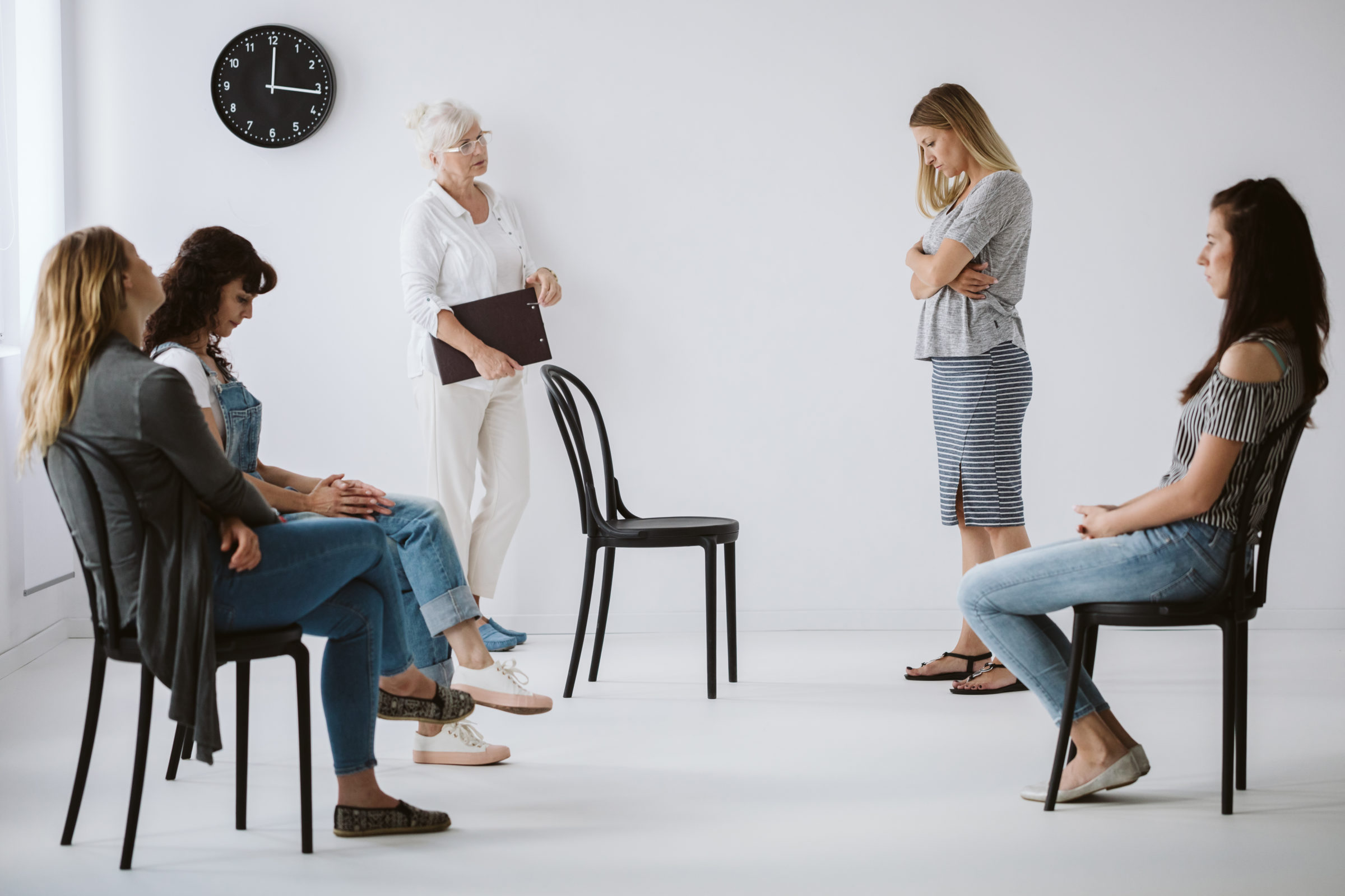 professional group psychotherapy for women with se F6QWJ9W