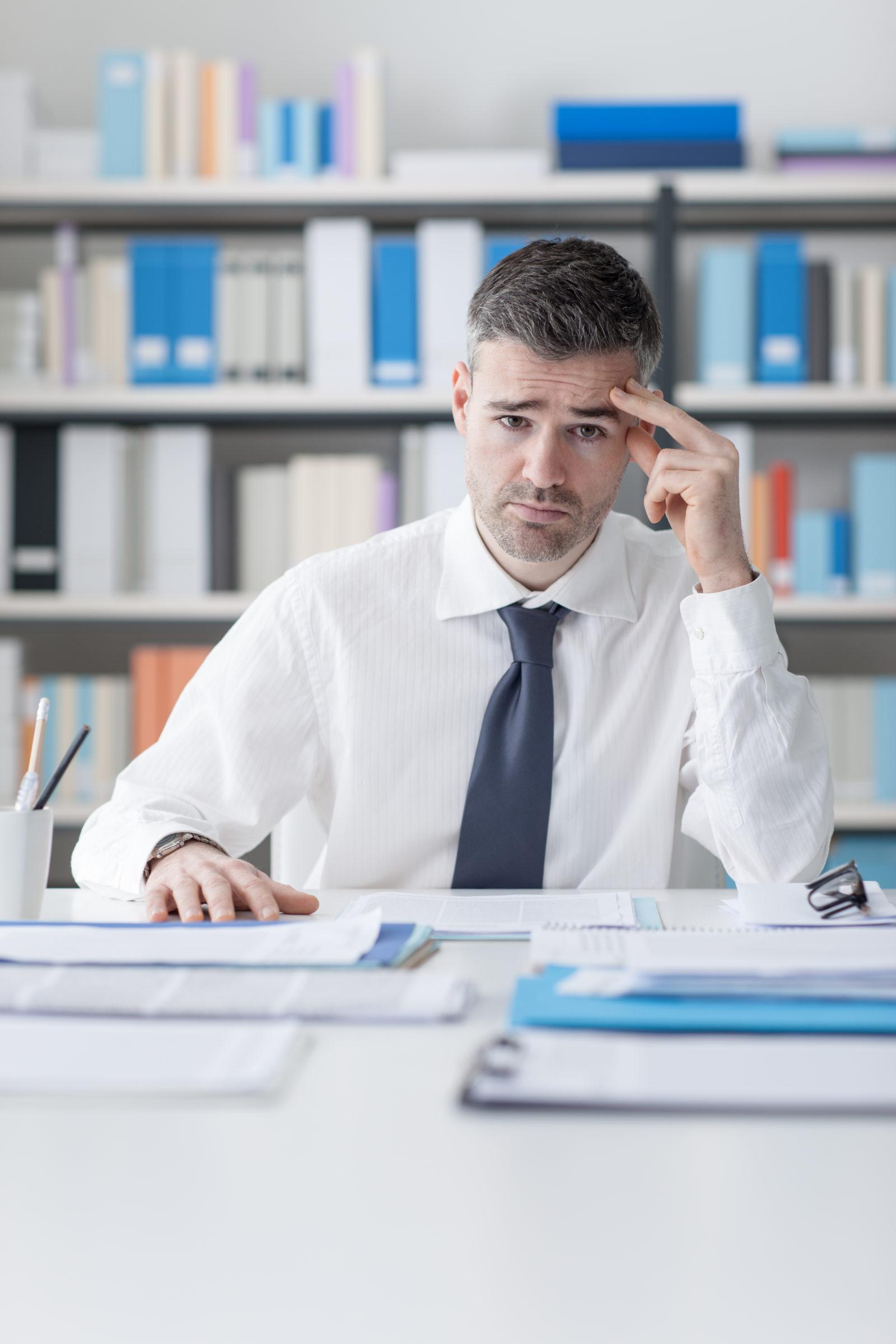 stressful job PZWUSR9