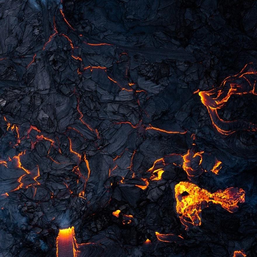 fagradalsfjall volcano eruption stranded stephane ridard 3