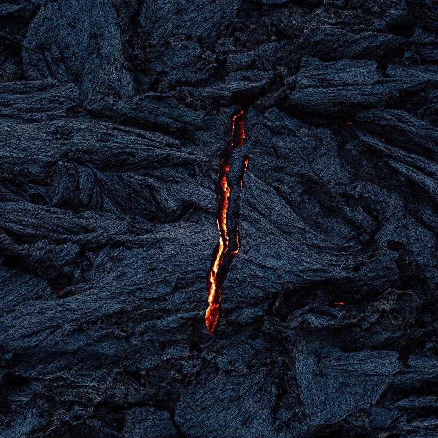 fagradalsfjall volcano eruption stranded stephane ridard 4