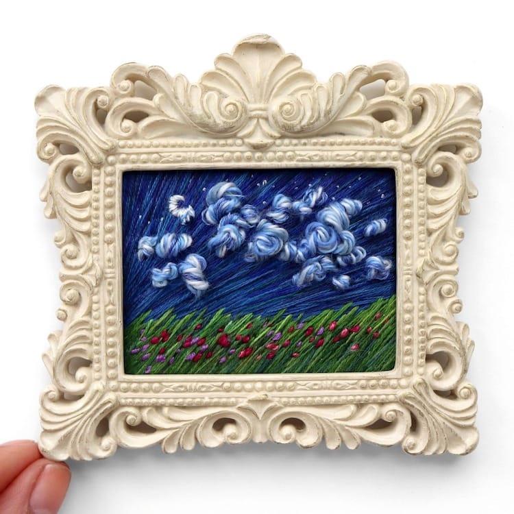 landscape embroidery art caroline torres 12