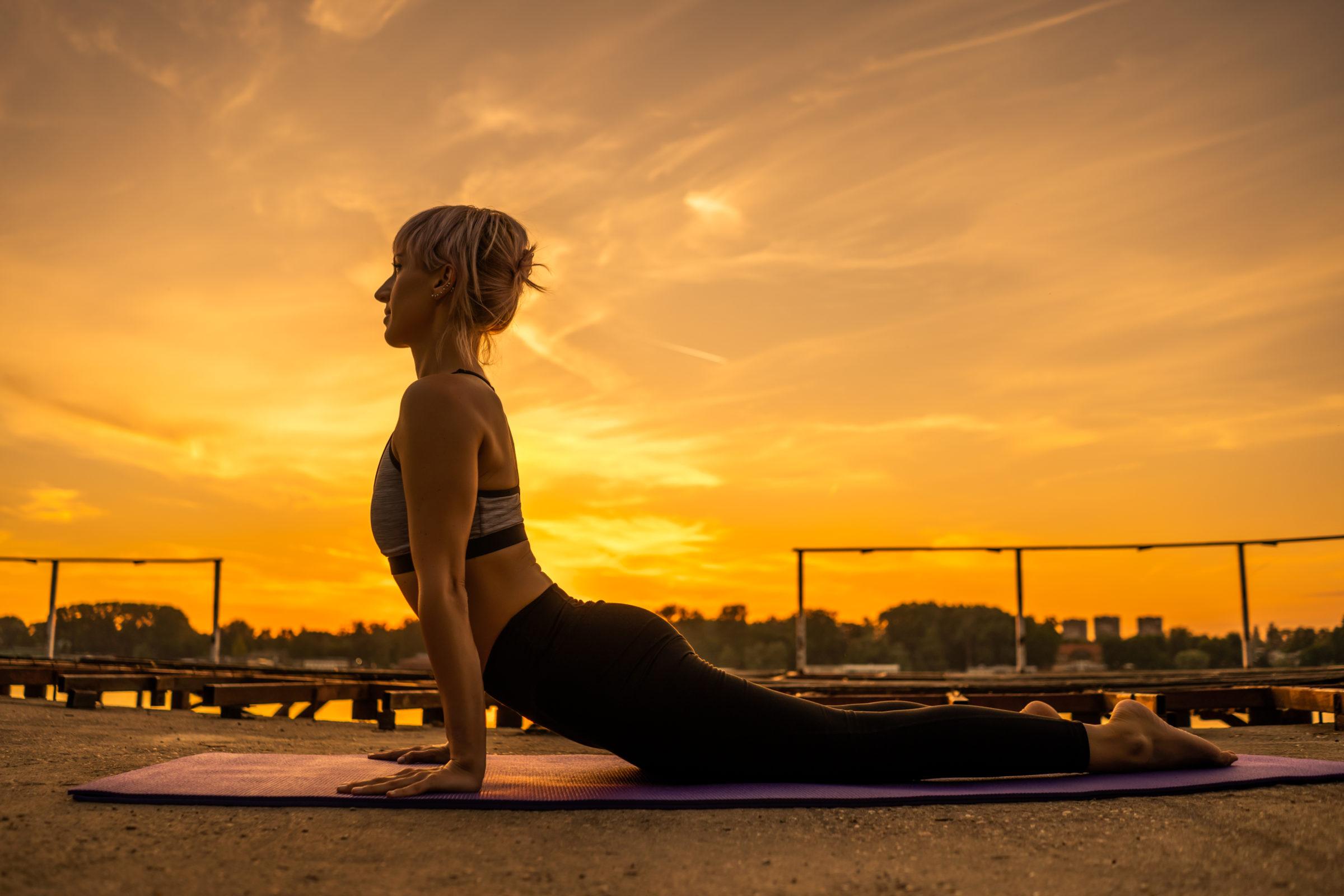 yoga exercise KRVZ4XV