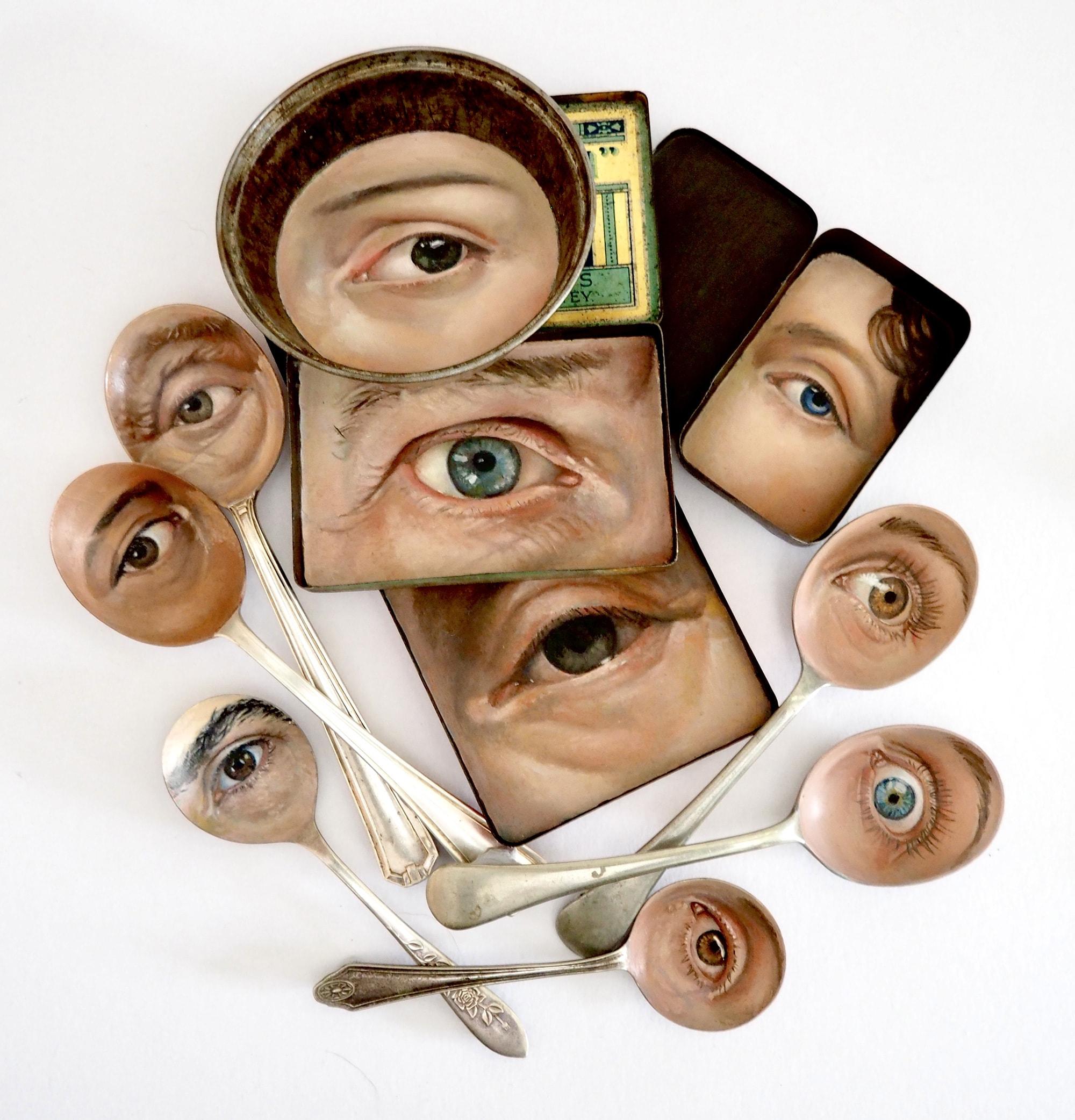 Robyn Rich. Eye collection