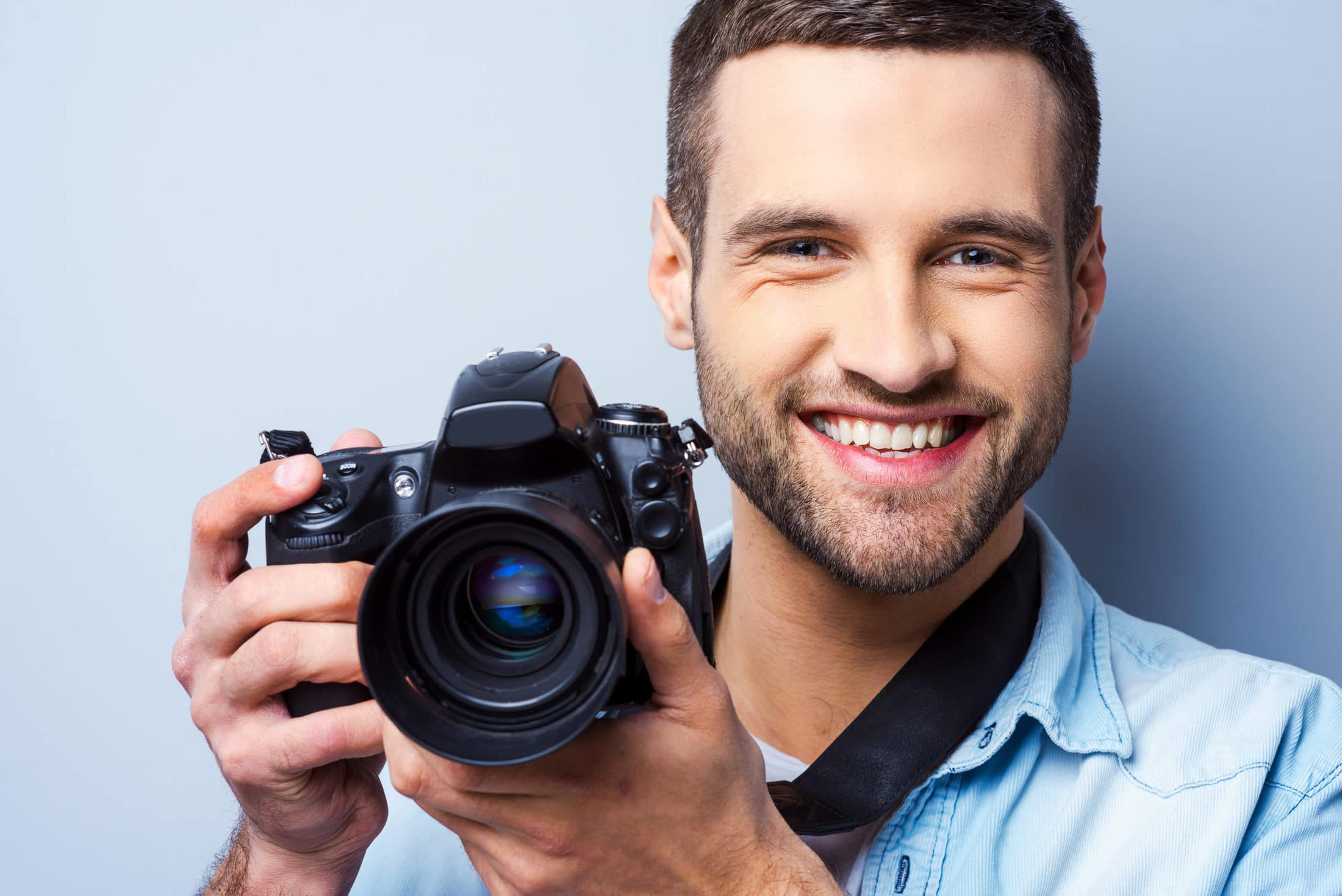 smile to a camera QUDNL8V scaled