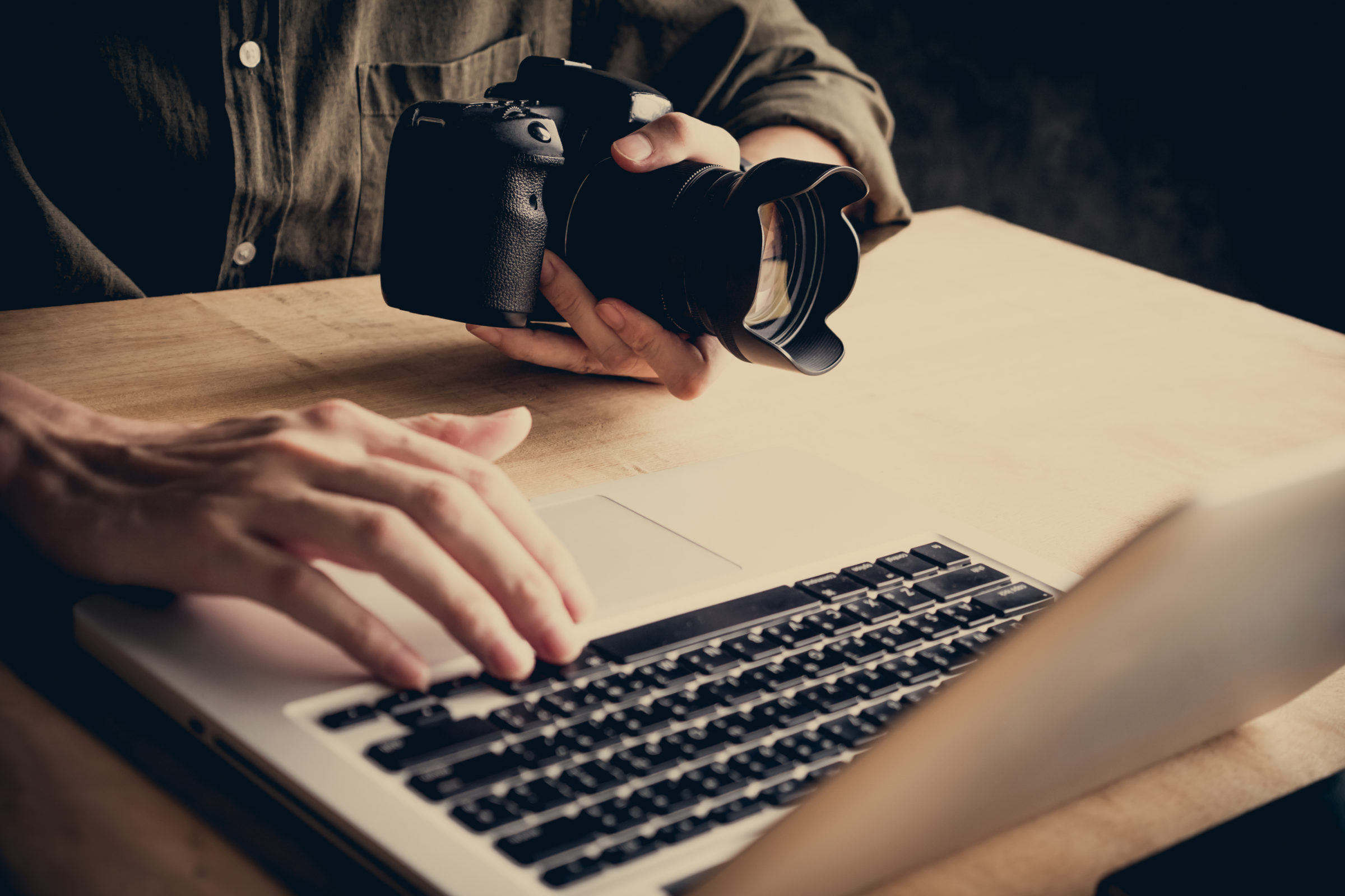 close up of photographer editing his images on lap 2021 07 22 03 28 25 utc