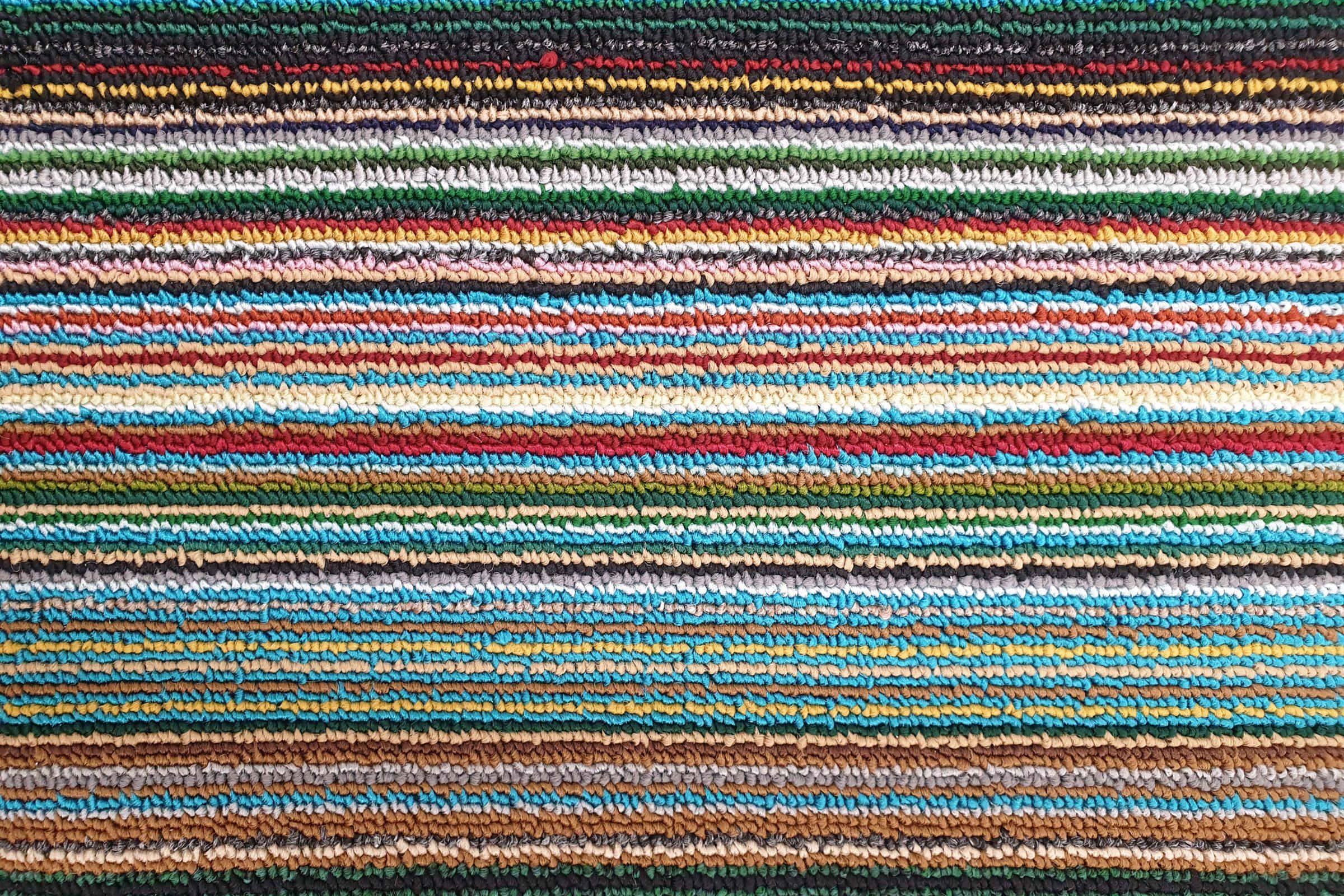 full frame shot of multi coloured rug NC7CWW5