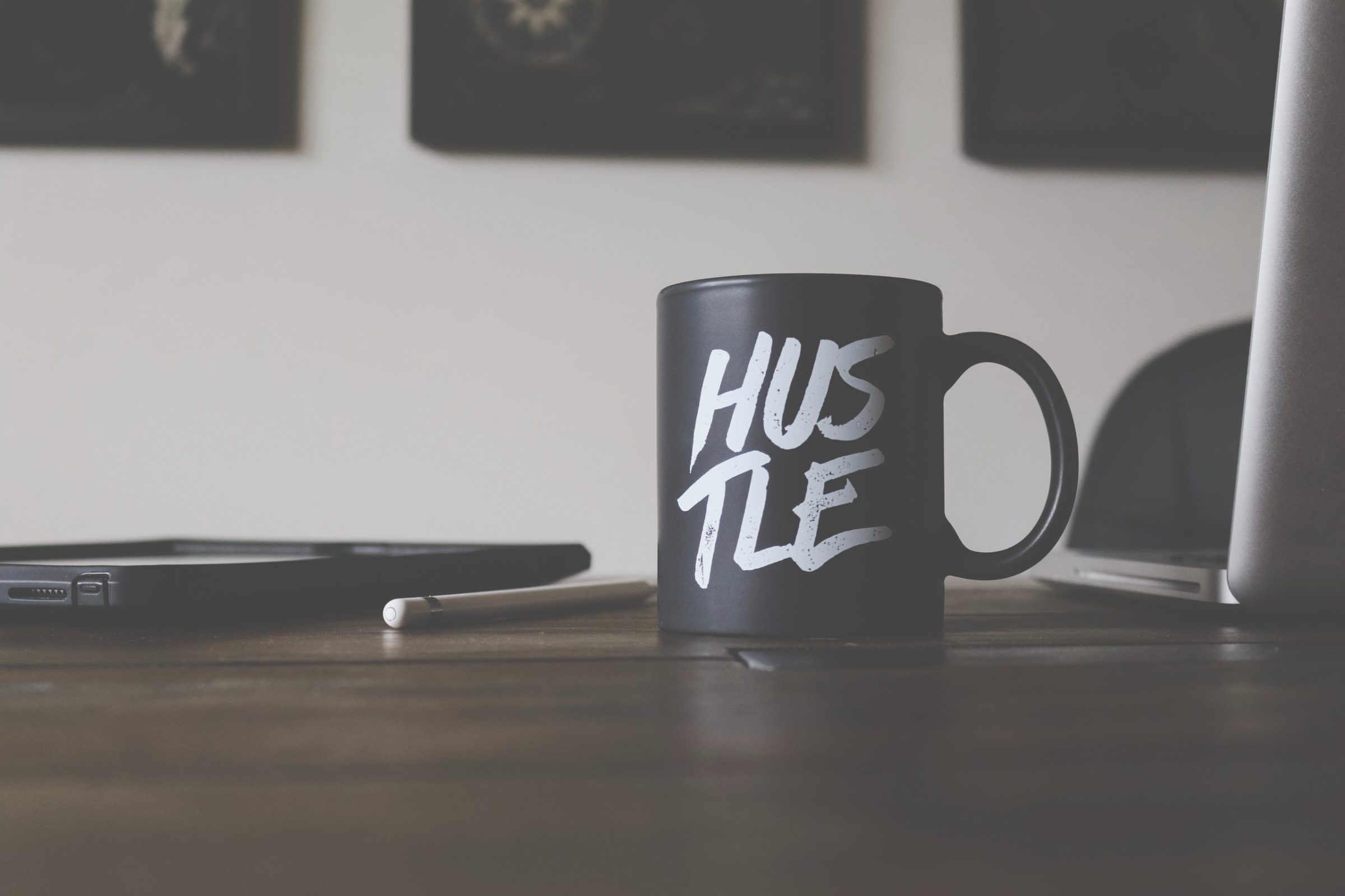 hustle in remote work scaled 1