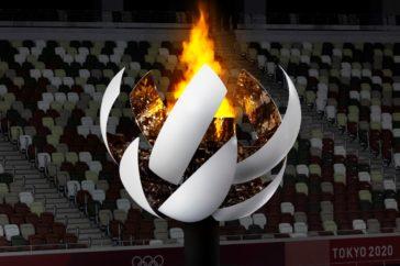 olympic cauldron nendo 1