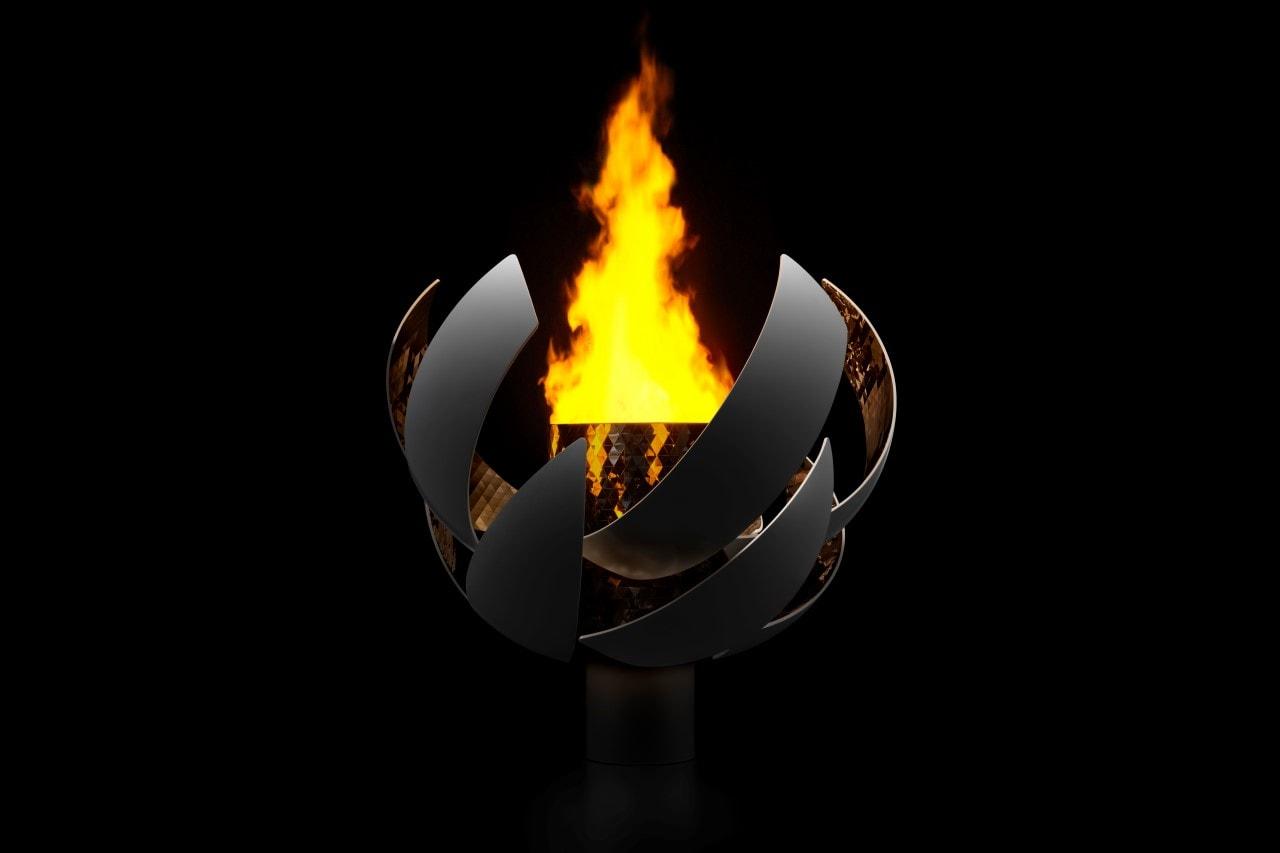 olympic cauldron nendo 3