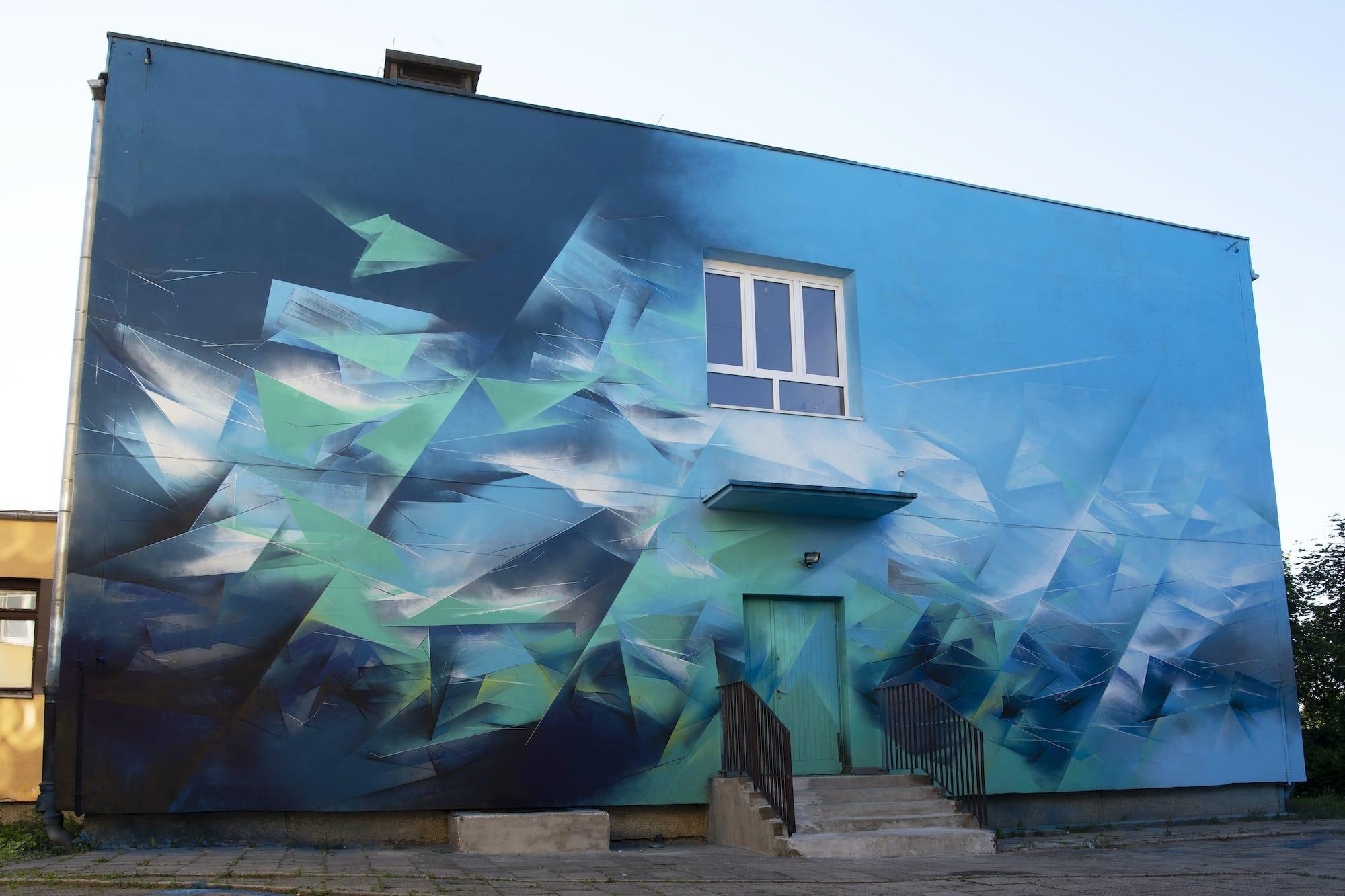 pener mirror land street art 10