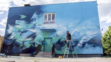 pener mirror land street art 6
