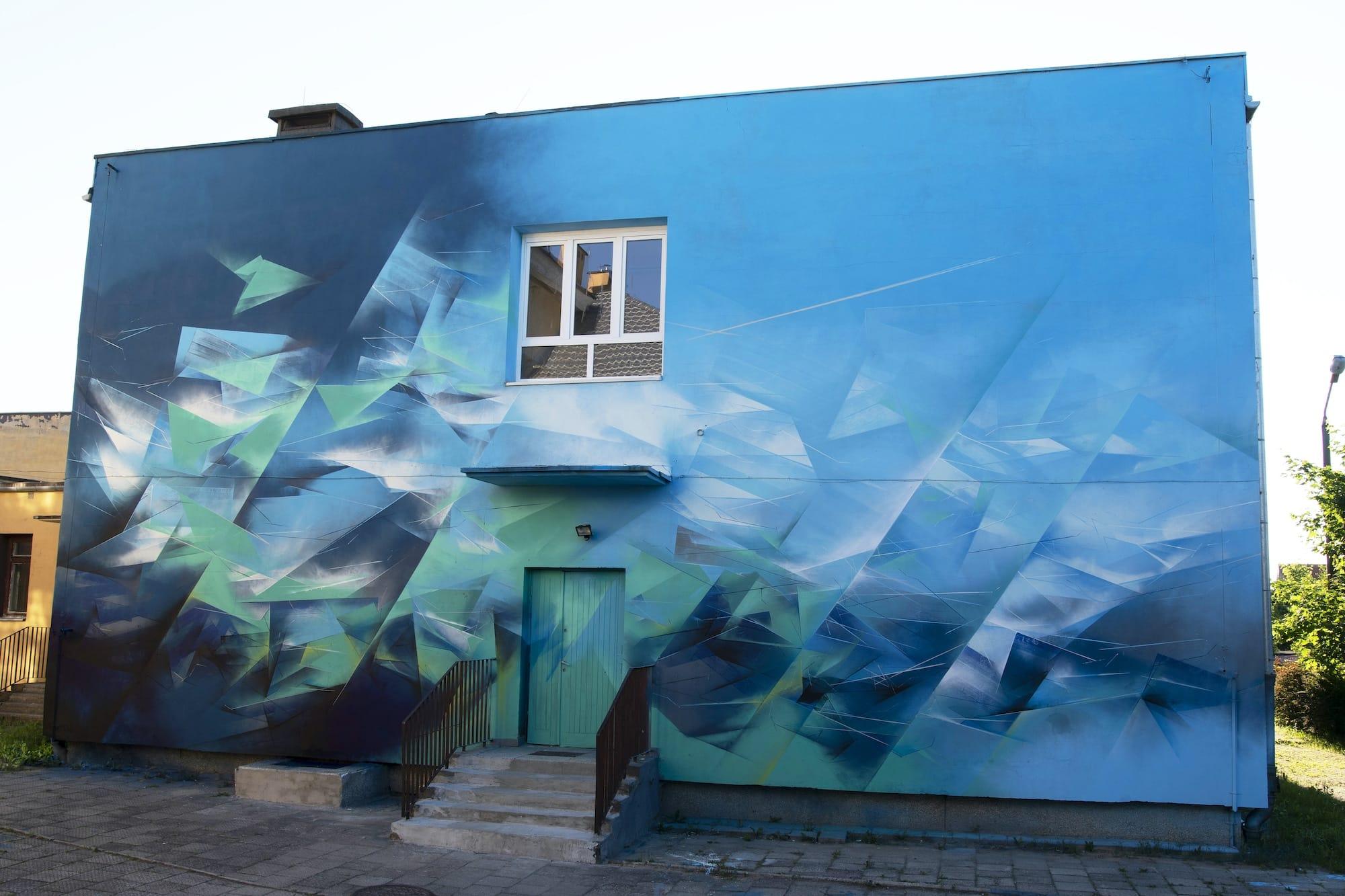 pener mirror land street art 9