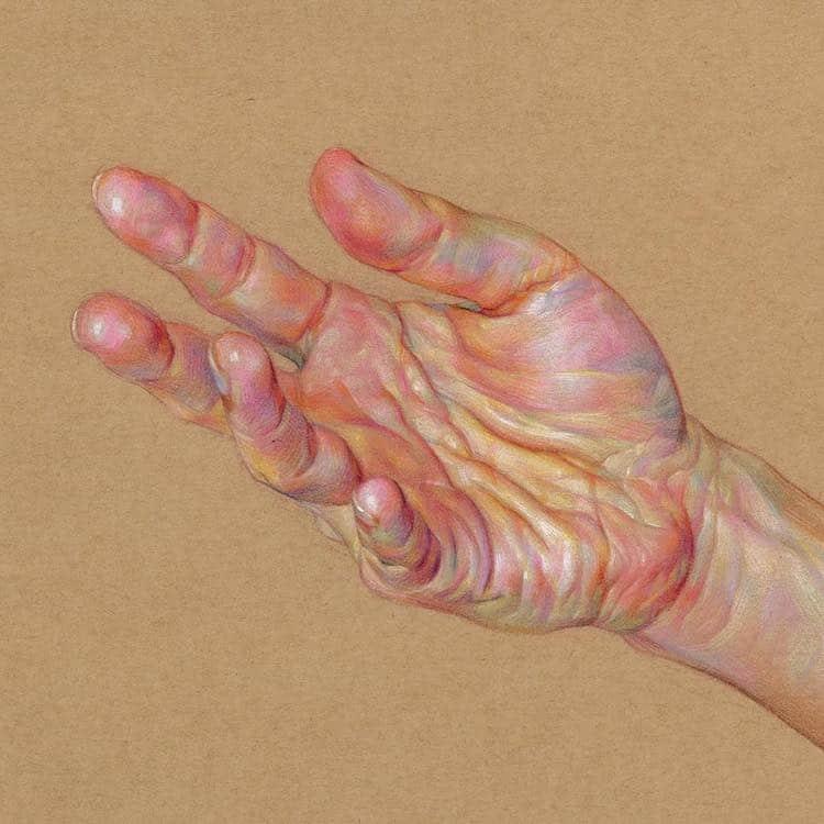 wanjin gim figurative drawings 16