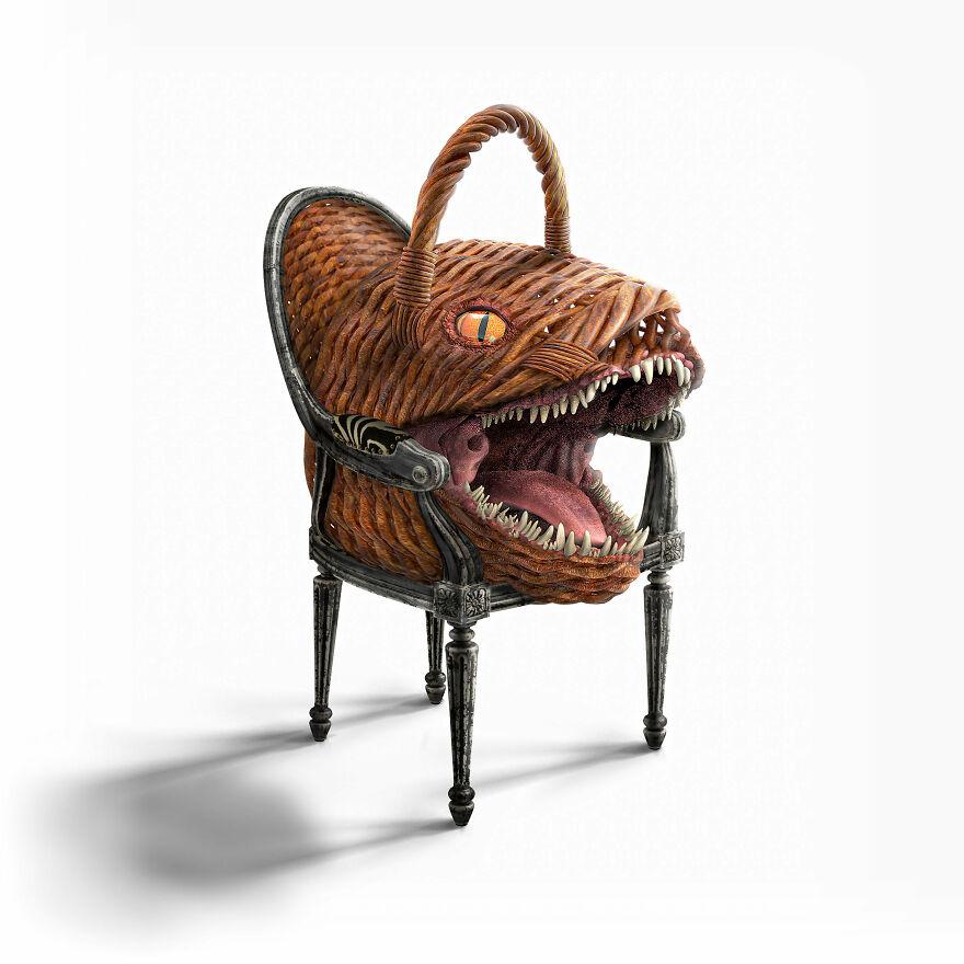 spiel sinn Muzzle Chair 60eead00f1600 880