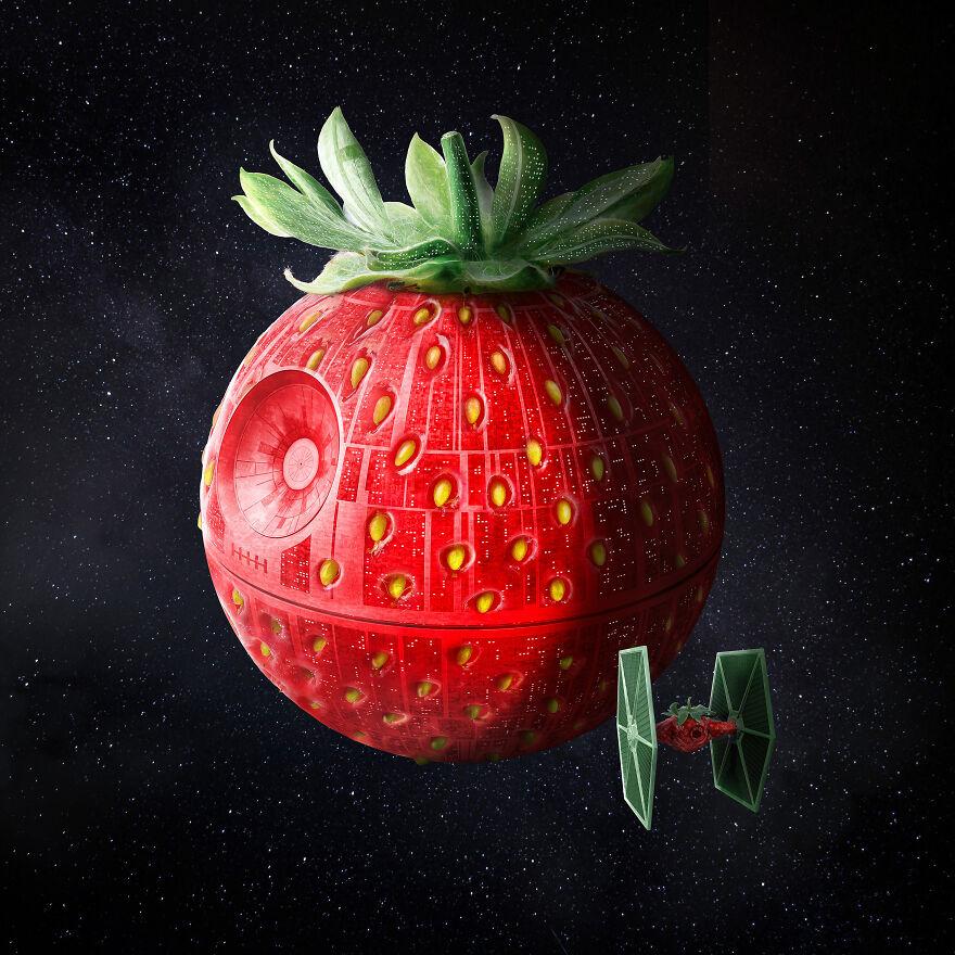 spiel sinn Strawberry Deathstar 60eead22877e6 880