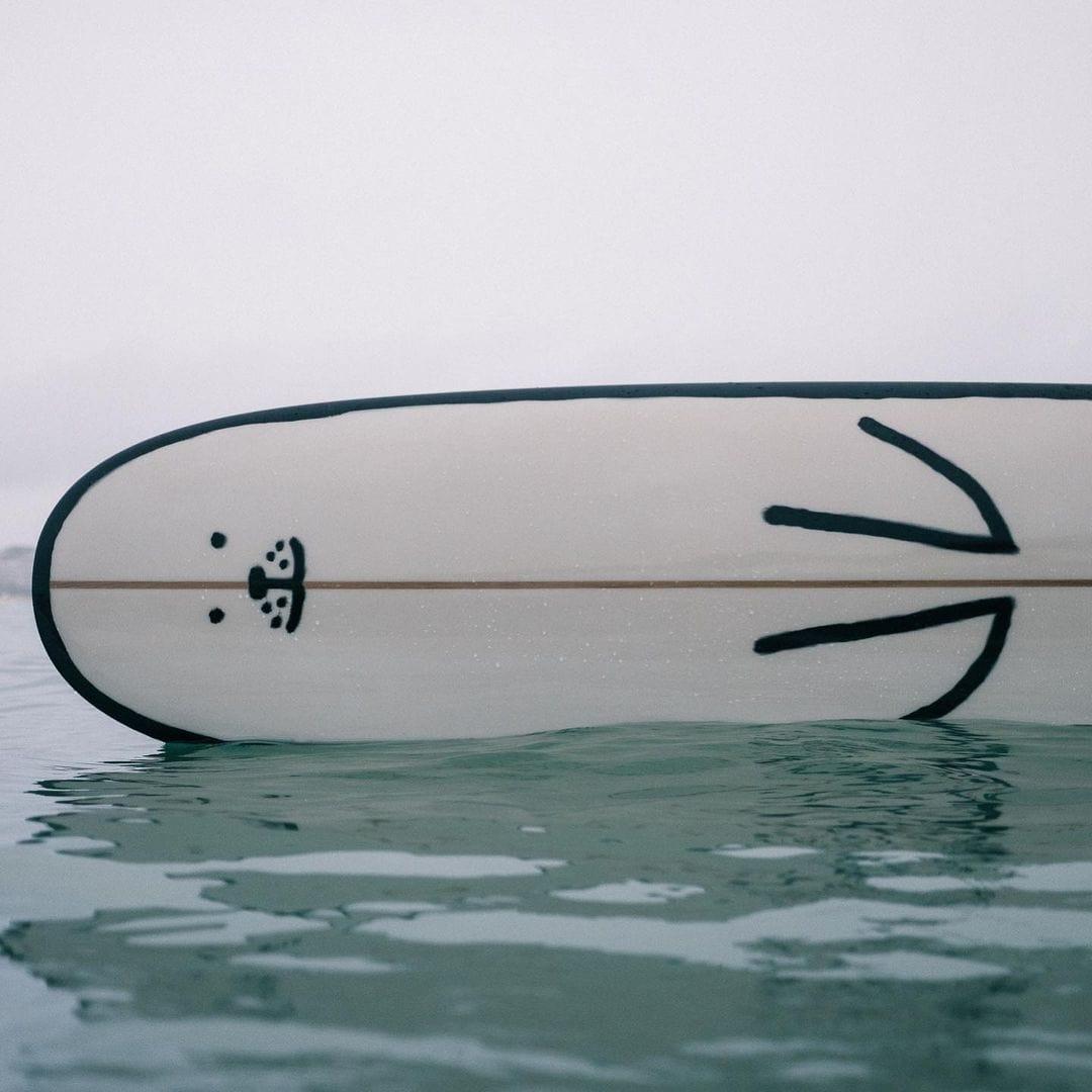 Jean Jullien surfboards 5