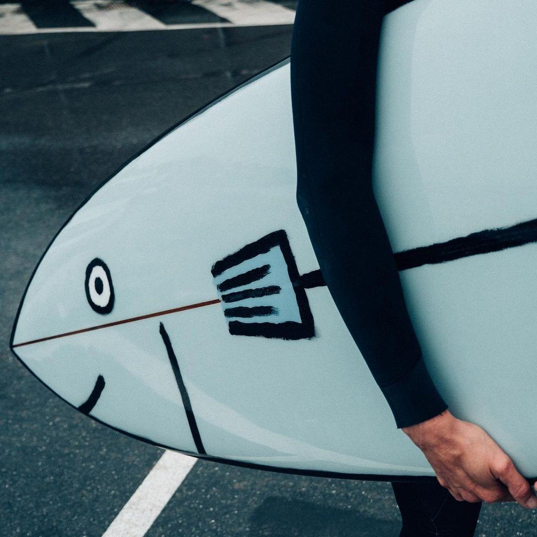Jean Jullien surfboards 8 3