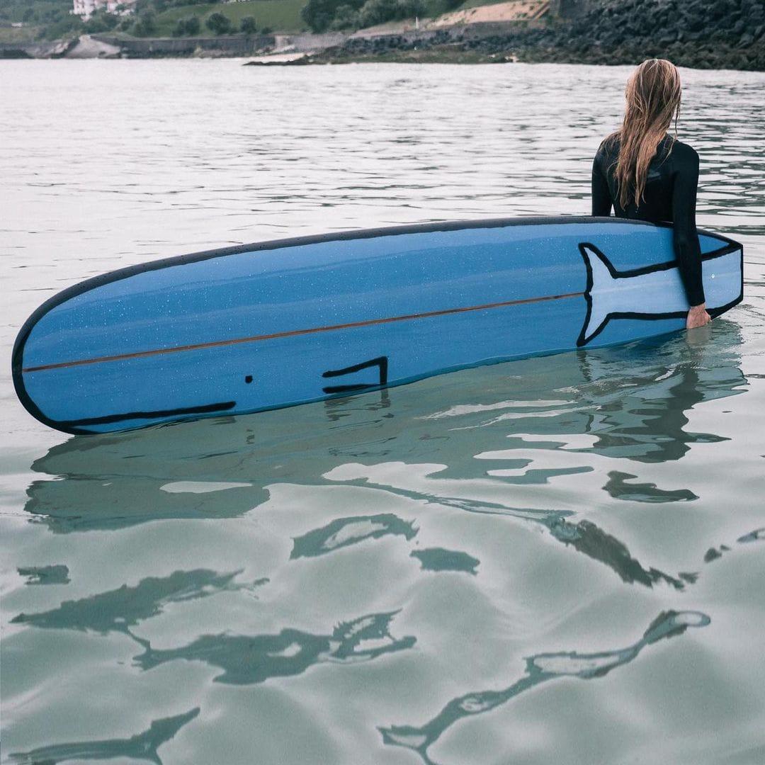 Jean Jullien surfboards 9 3